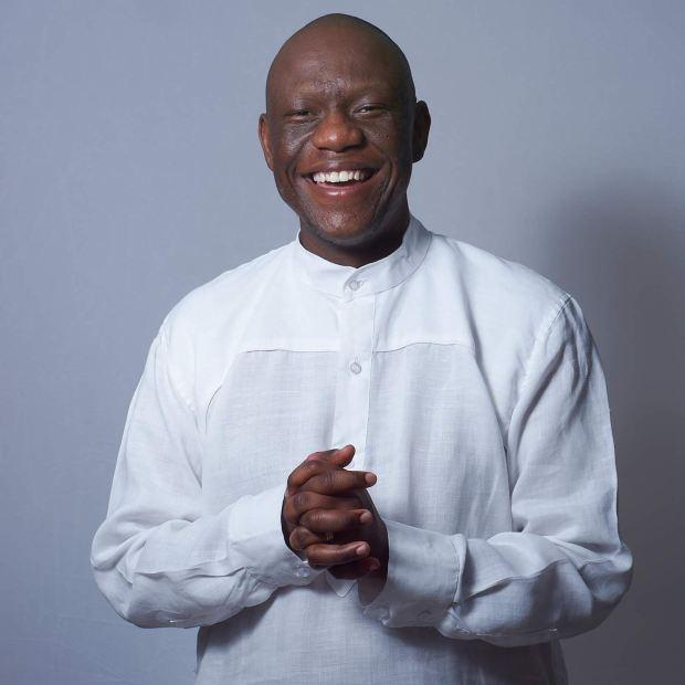 Pastor Katleho Mogase